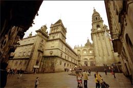 Plaza de Las Platerías, de Turismo de Santiago