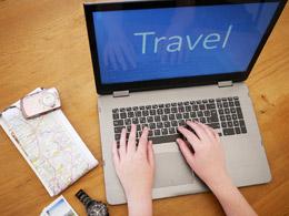 Reserva online de vacaciones, de Pixabay