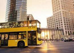 Visita a Berlín en bus, de Turismo en Berlín