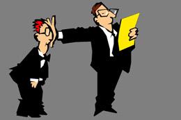 Malos jefes, de pixabay