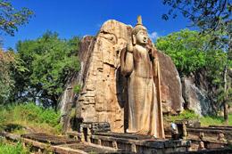 Buda en Sri Lanka, de Open