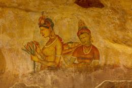 Frescos de Sigiriya, de Open