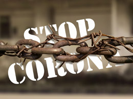 Lucha contra coronavirus, de Pixabay