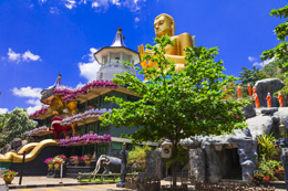 Templo en Dambulla, de Open