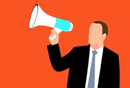 Comunicación corporativa, de pixabay