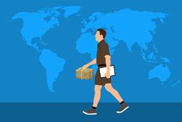 Gestión de exportaciones, de Pixabay