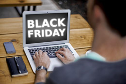 Preparación del Black Friday, de Pixabay