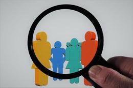 Selección de clientes, de Pixabay