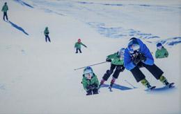Skicross con la campeona del mundo, de Turismo de Suiza