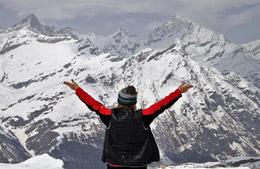 Visita a la nieve suiza, de Turismo de Suiza