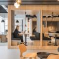 Espacio de trabajo coworking, de Spaces