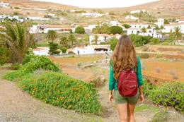 Betancuria, en Fuerteventura, de Open