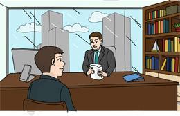 Errores en entrevista de trabajo, de Pixabay