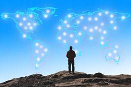 Salida de empresa al extranjero, de Pixabay