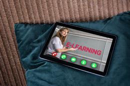 E-learning en España, de Pixabay