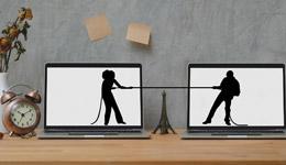 Tensiones en el trabajo, de Pixabay