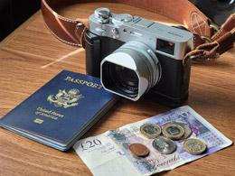 Gastos de viaje en vacaciones, de Pixabay